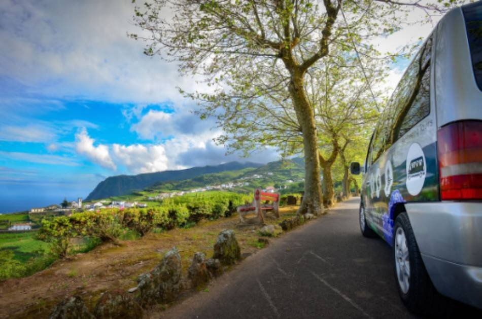 Full Day Private & Customizable Tours on São Miguel Island
