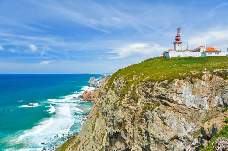 Full Day Private Sintra Tour From Lisbon