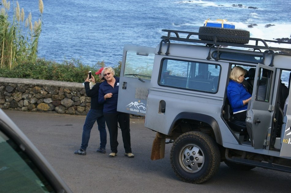 Full Day Tour of the Best Terceira Island Has to Offer in the Azores