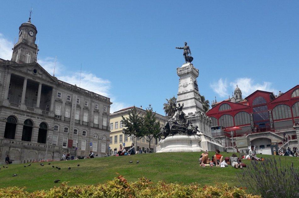 Guided Porto Walking Tour