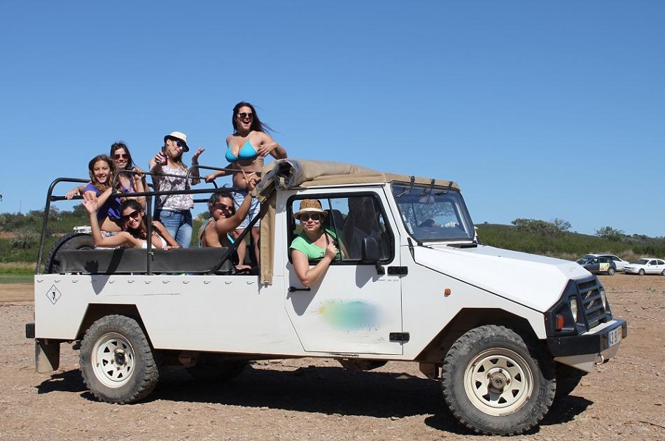 Half-Day Algarve Jeep Safari from Albufeira