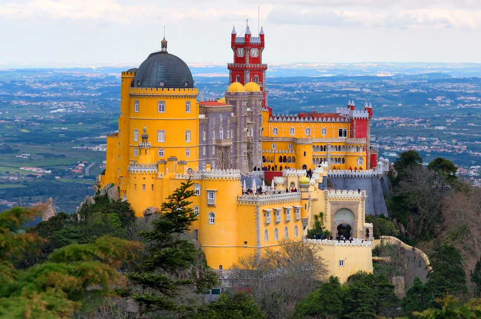 Historical Full Day Guided Sintra Tour From Lisbon