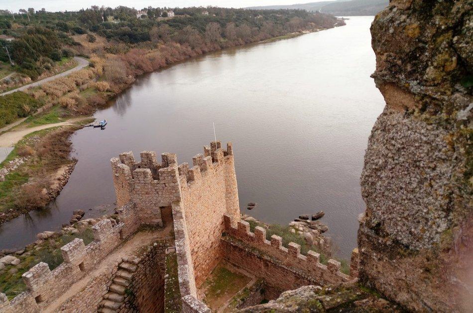 Knights Templar – Tomar, Almourol and Dornes