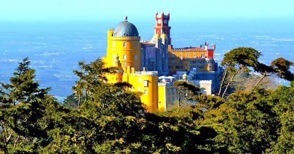 Day Trip to Sintra, Cascais and Roca Cape