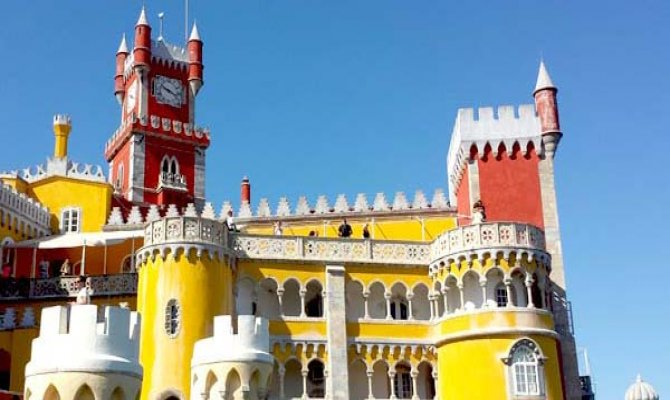 Day Trip to Sintra, Cascais and Roca Cape