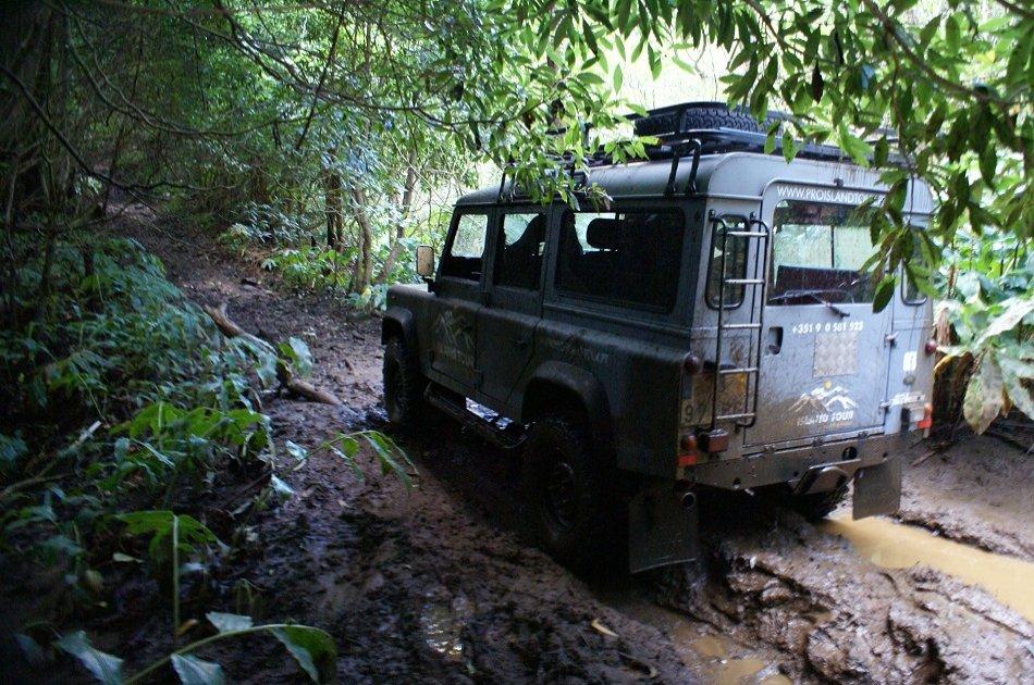 Mud Adventure in the Azores