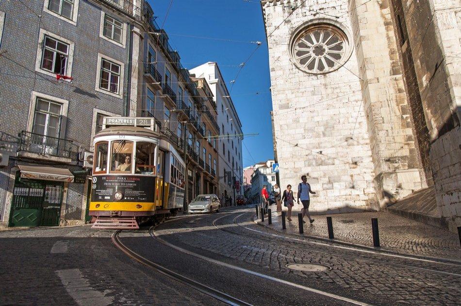 Private 4 Hour Jewish Lisbon Tour