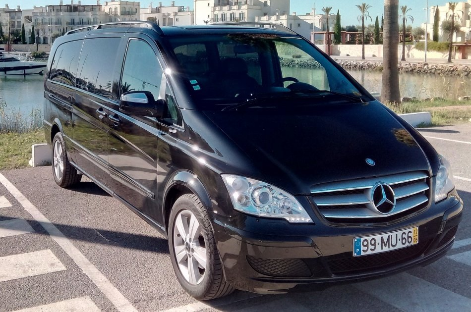Private Arrivals Transfer from Lisbon to Lagos (1-4 Pax)
