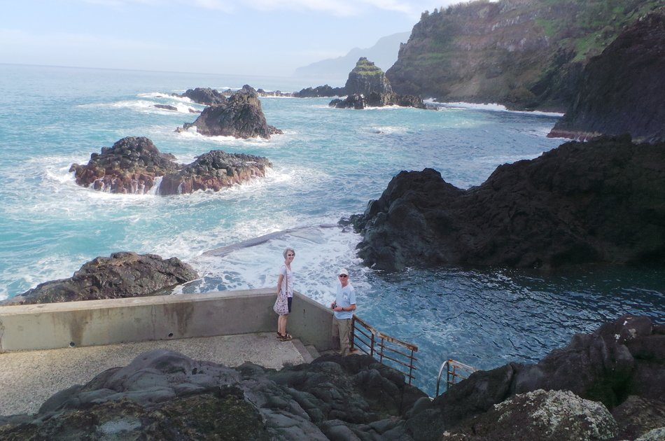 Private Full Day Jeep Tour (East or West) of Madeira from Funchal