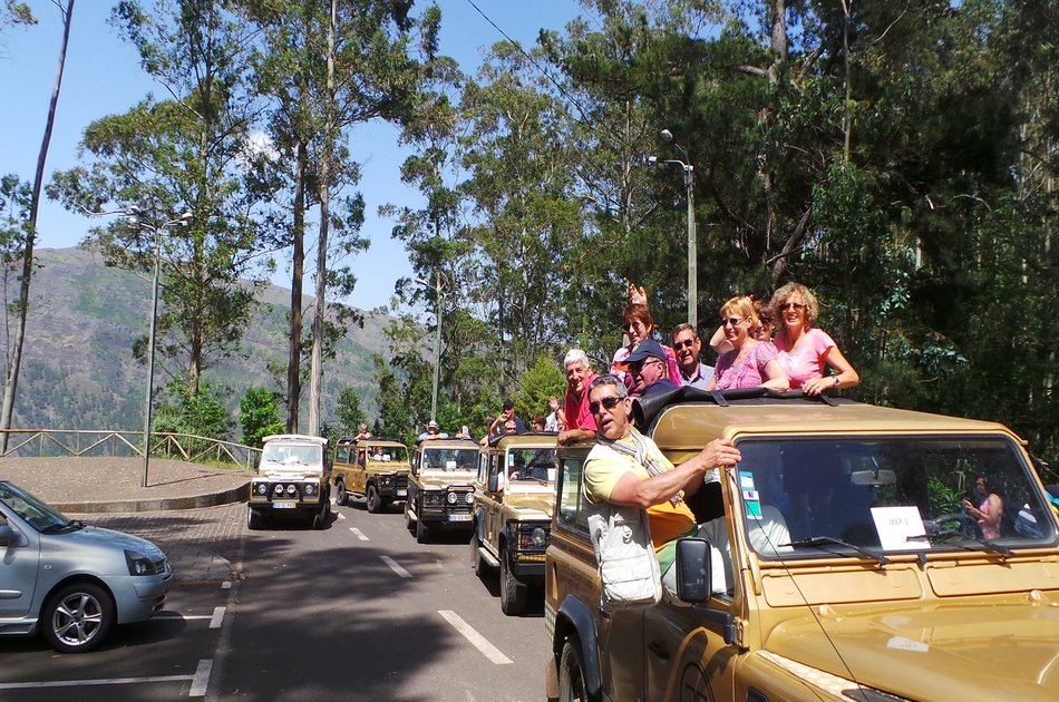 Private Half Day Jeep Tour (East or West)