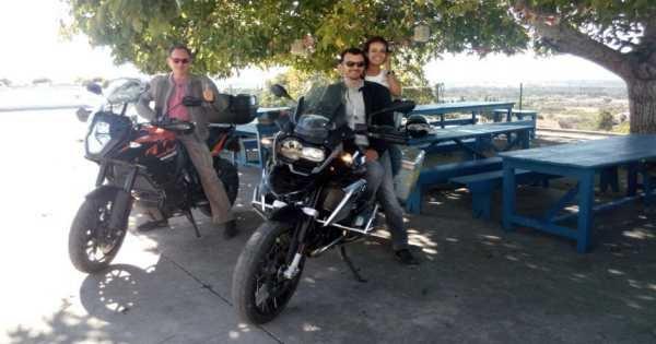 Private Moto Tour, Lisbon - Sesimbra - Arrábida