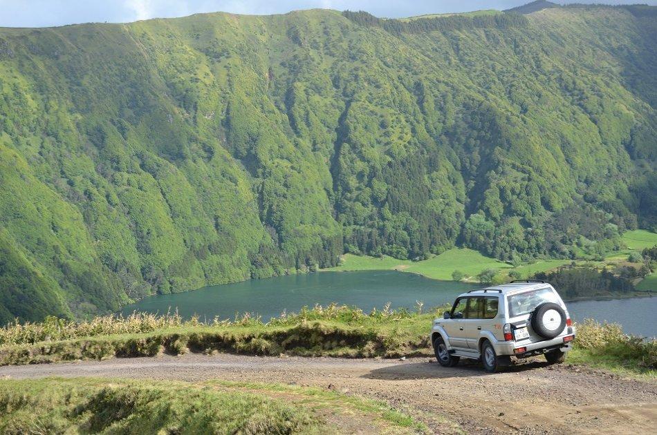 Private Shore Excursion in Ponta Delgada
