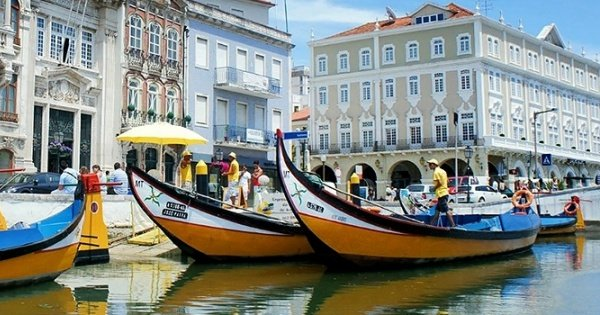 Private Tour: Little Venice (Aveiro) - Day Trip from Lisbon