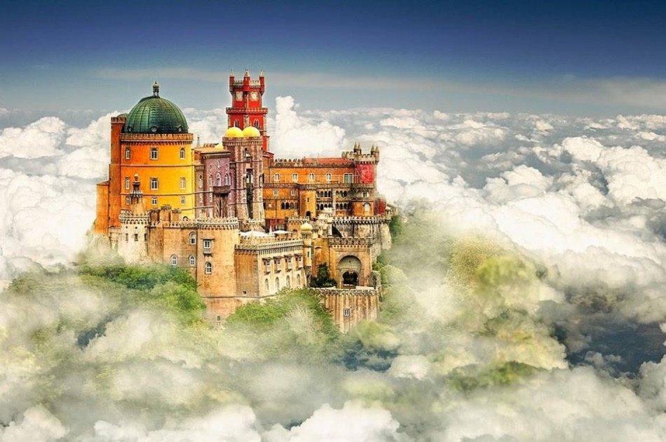 Stunning Sintra, Cascais and Estoril Private Tour