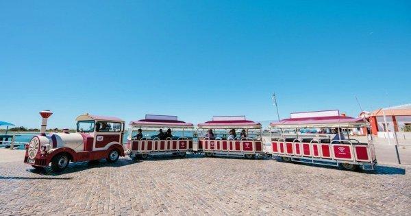 Tavira: Hop-On Hop-Off Tourist Train