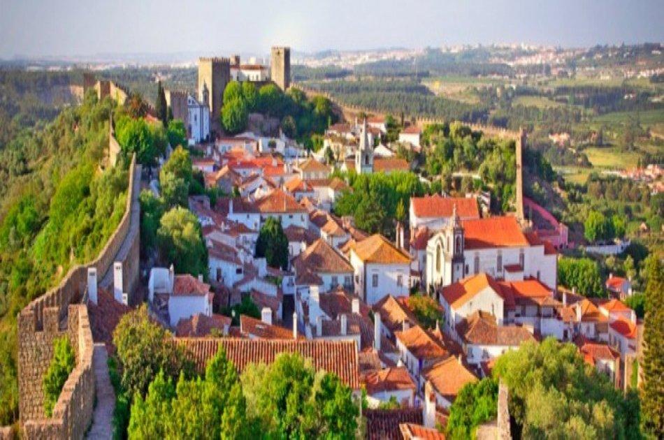The Best Three Cities Tours from Lisbon : Fatima, Nazaré & Obidos