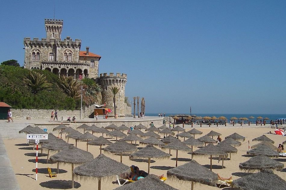 Transfer from Lisbon Airport to Estoril