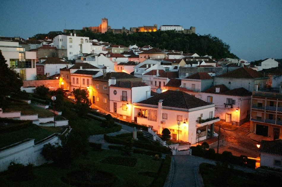 Transfer from Lisbon Airport to Palmela