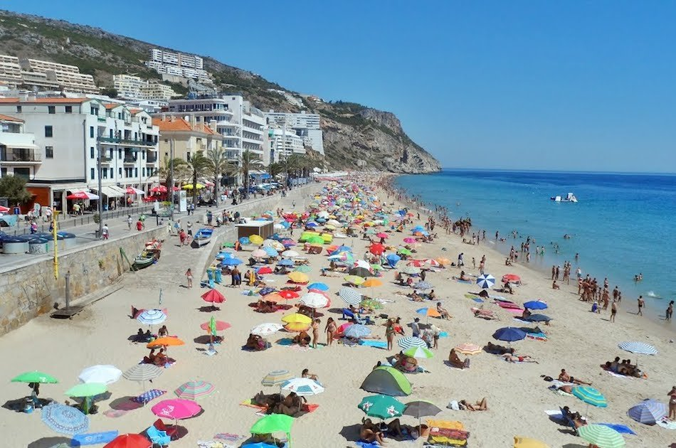 Transfer from Lisbon Airport to Sesimbra