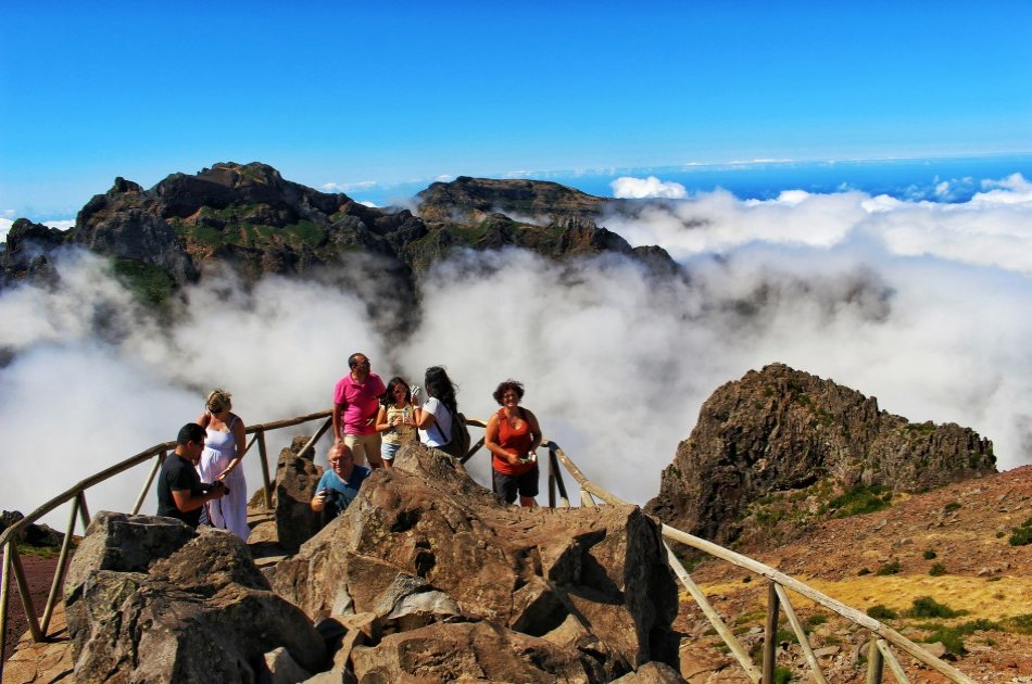 Visit East (Santana) and Peaks on Private Madeira Tours