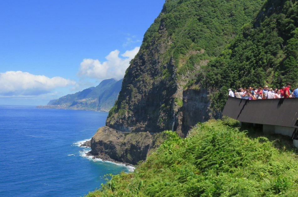 Volcanic Lava Pools Tour - Northwest Madeira