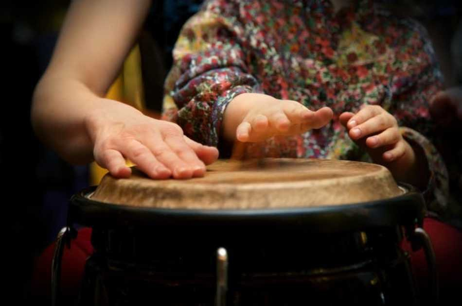 Afro Caribbean Percussion Workshop