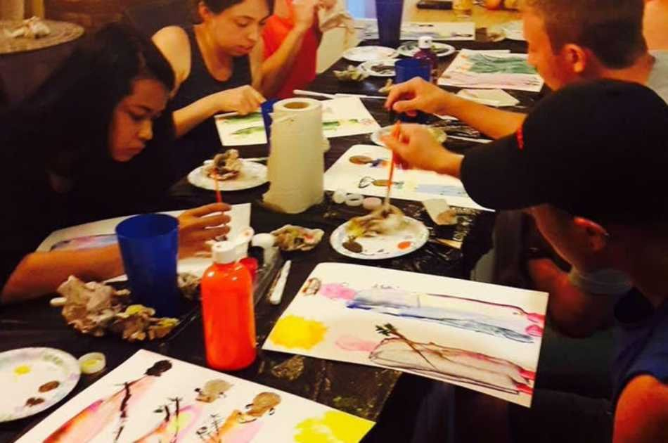 Art – Painting Workshop At Your Own Location