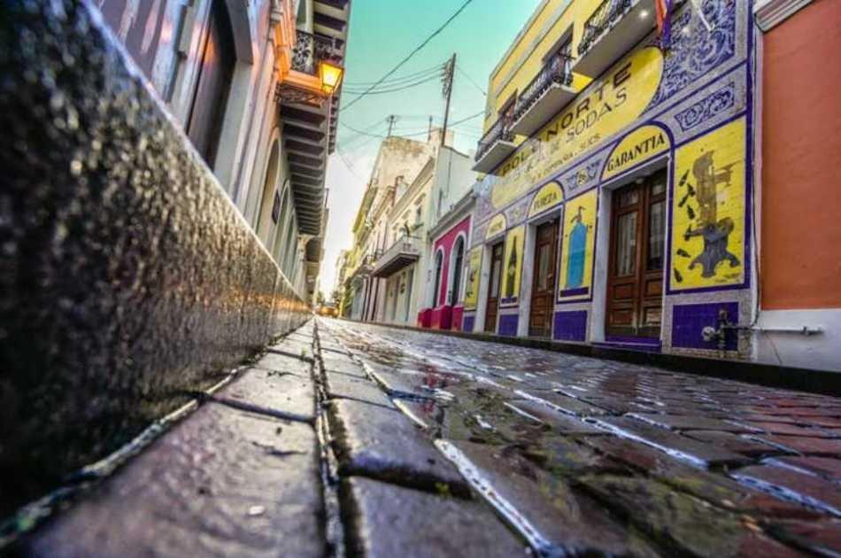 Old San Juan and Bacardi Distillery Tour