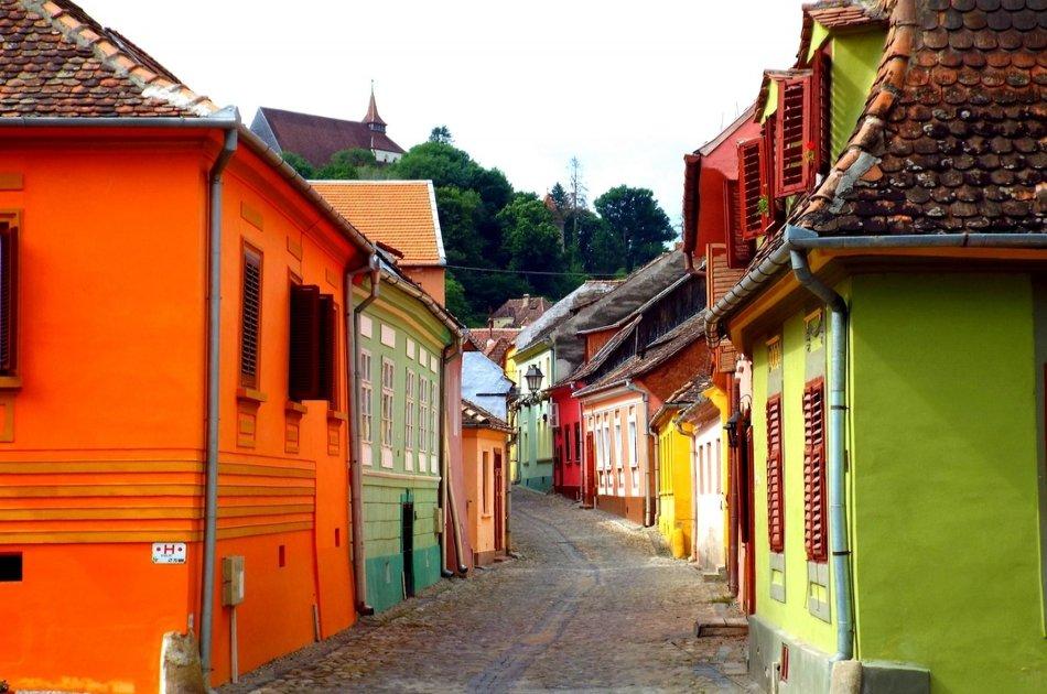 3 Day Transylvania Tour from Bucharest