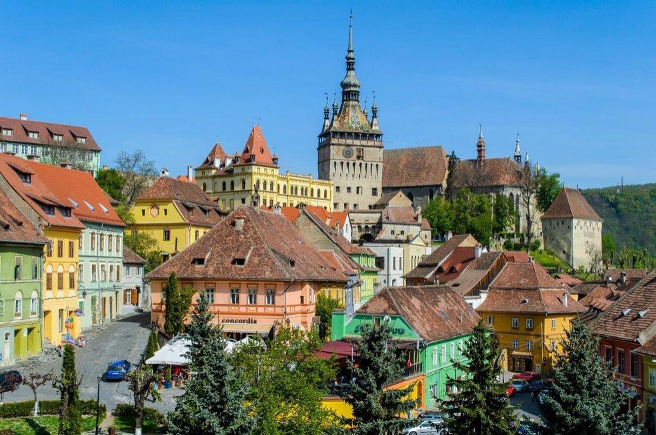 8 Day Transylvania Revealed Tour