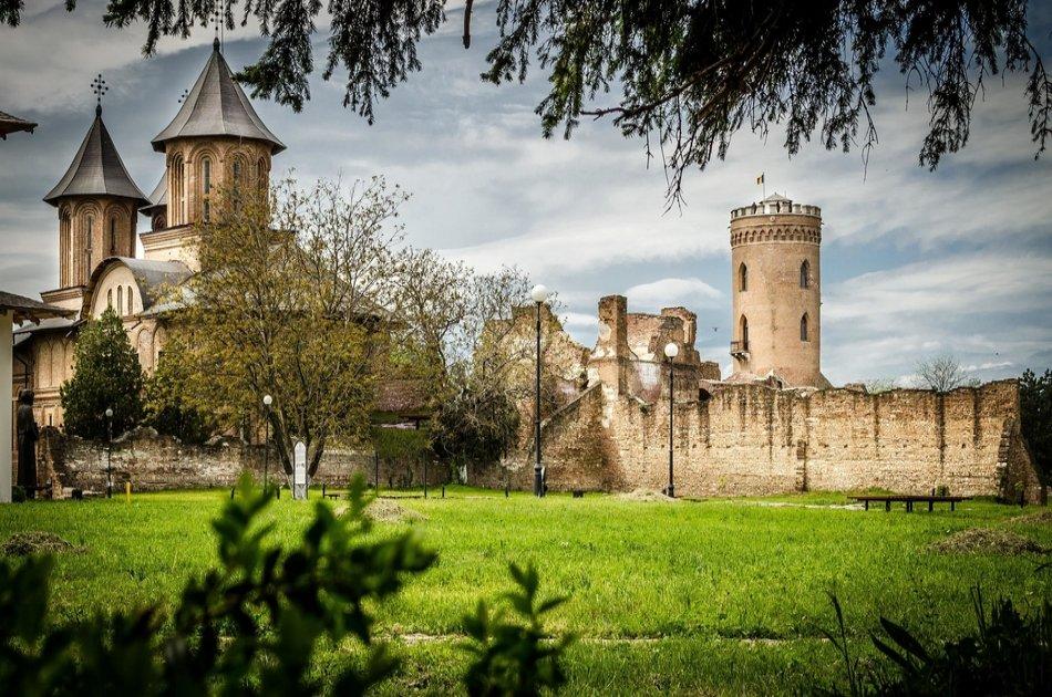 Discover the Former Royal Court of Targoviste
