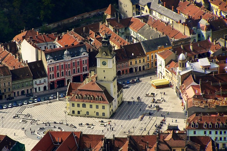 Full-Day Tour to Dracula's Castle