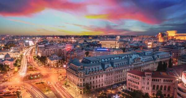 Panoramic City Tour of Bucharest