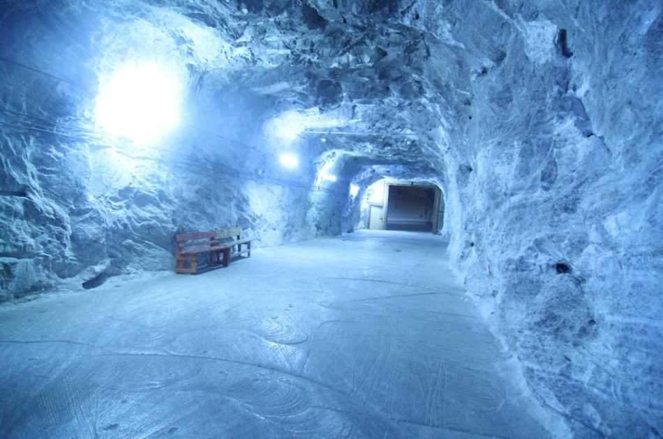 Slanic Prahova Salt Mine Day Trip from Bucharest