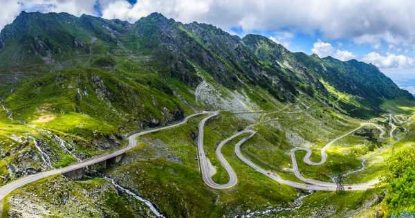 Transfagarasan Roadtrip From Bucharest