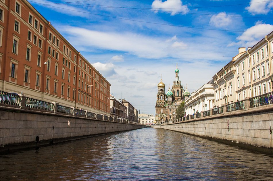 2-Day St. Petersburg Premium Mini-group Tour