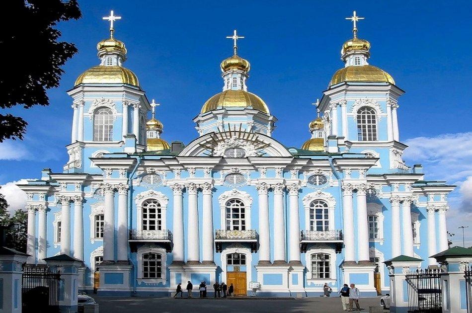 2 Day St. Petersburg Visa-Free shore excursion