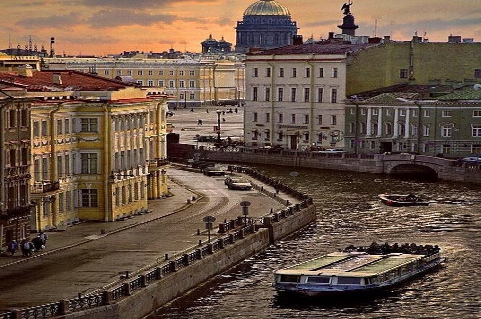 2 Day St. Petersburg Visa-Free shore excursion