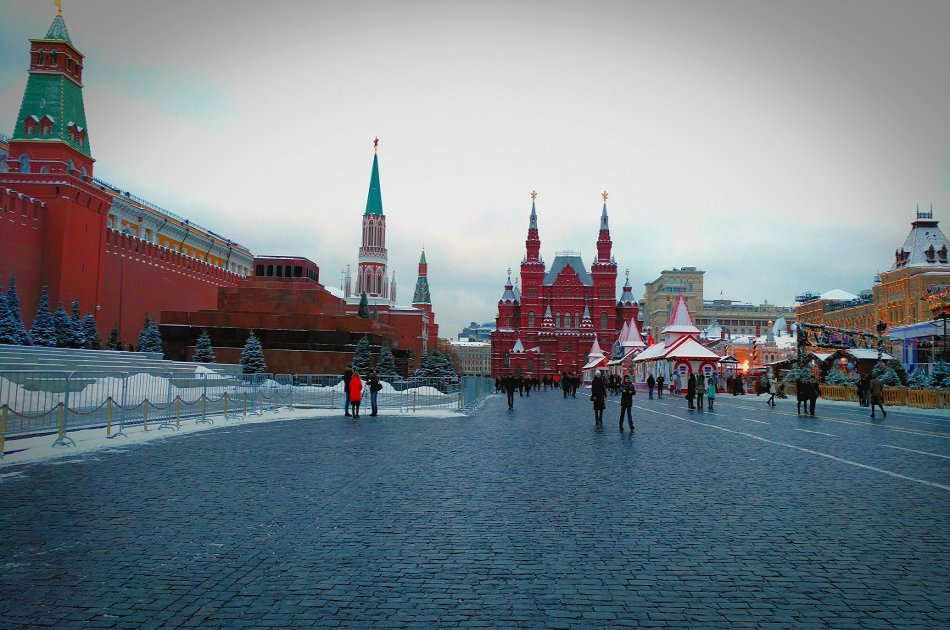 Private 4 Hour Tour of the Kremlin & Red Square, Moscow