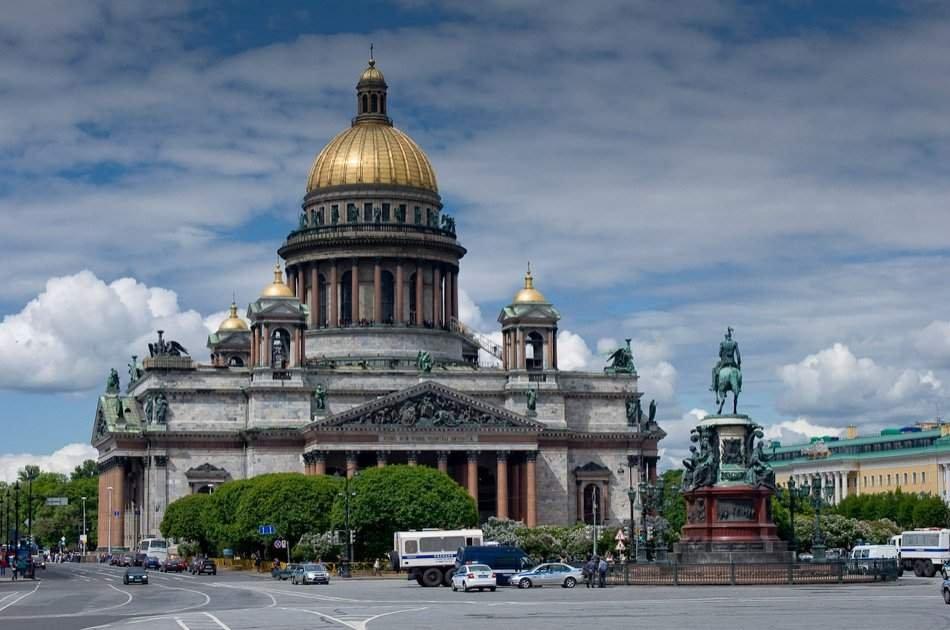 Private Prime Tour of St Petersburg