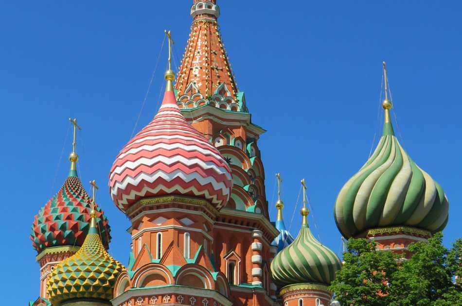 Red Square Private Walking Tour