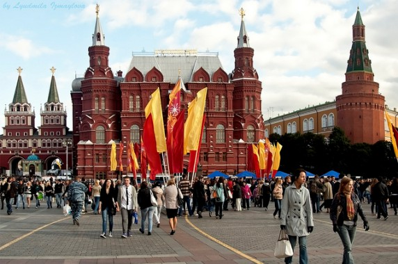 Amazing Cornerstones of Russia St Petersburg to Moscow Tour