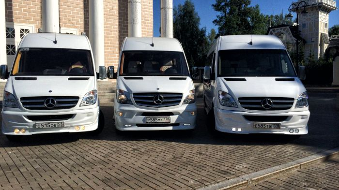 Reliable St Petersburg Transfer Service at a Fixed Fare‎