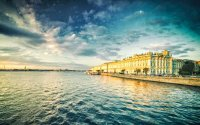 Full-day Total St. Petersburg Experience Tour