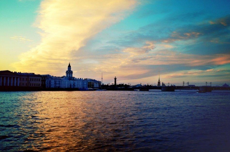 St. Petersburg 1 Day