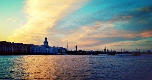 St. Petersburg 1 Day