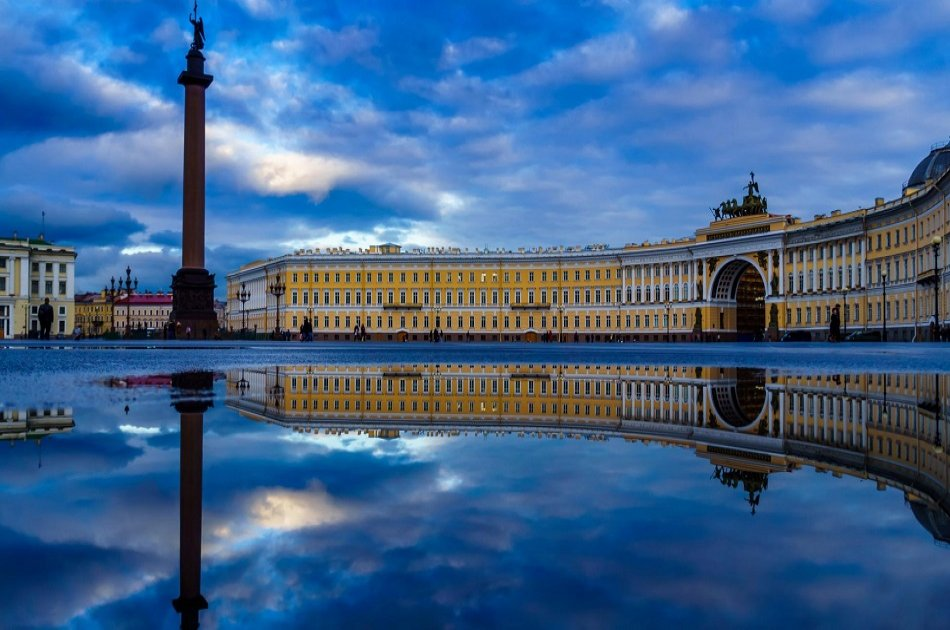 St. Petersburg  Group Tour to the State HERMITAGE Museum