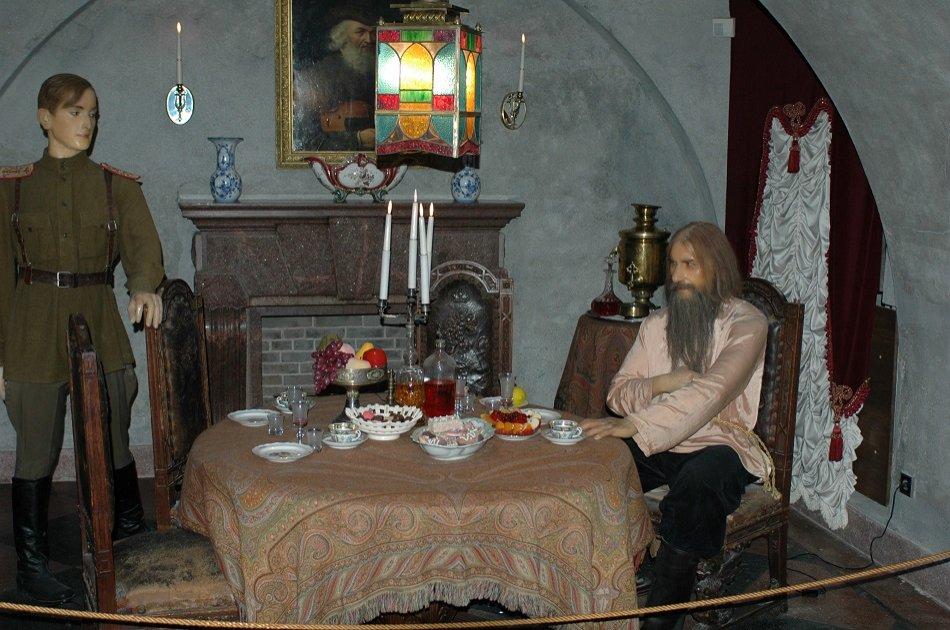 St Petersburg Private Tour of Yusupov Palace with Rasputin Story