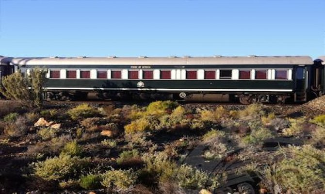 Southern Africa GRAND with Rovos Rail