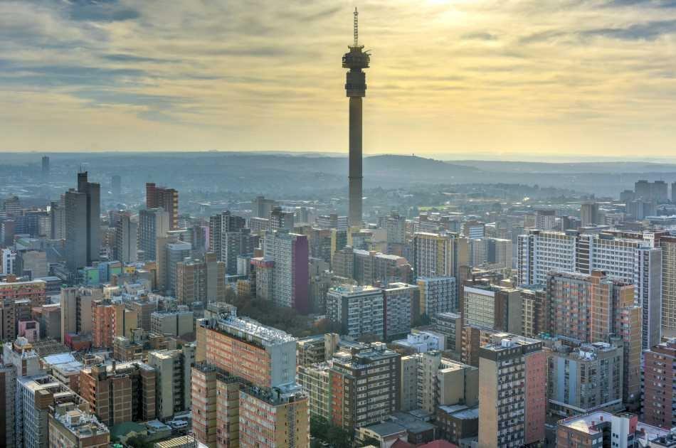 Half Day Johannesburg City Tour
